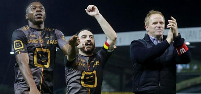 Foto: KV Mechelen trekt aan het langste eind tegen Genk (bis)