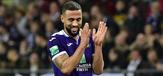 Foto: 'Anderlecht krijgt alweer tegenvallend nieuws over Roofe'