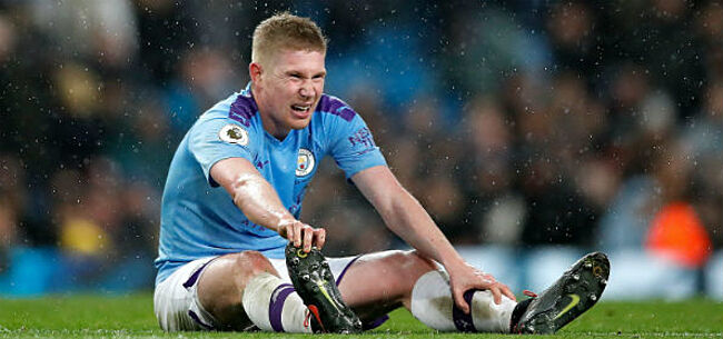 Foto: De Bruyne wordt overklast als 'assistkoning' in Premier League
