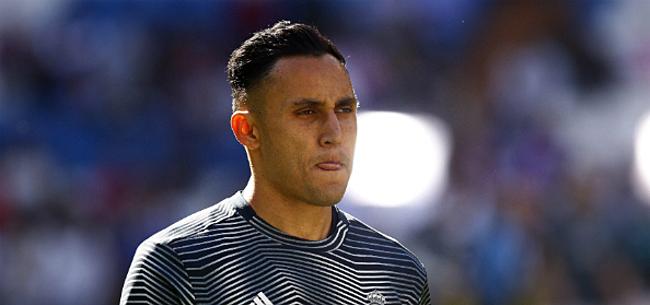 Foto: Ramos uit openlijk zijn steun aan Keylor Navas