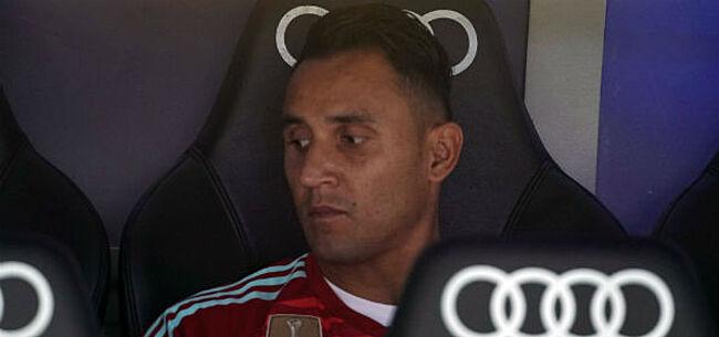 Foto: 'Real Madrid denkt aan opvallende doublure voor Courtois bij vertrek Navas'