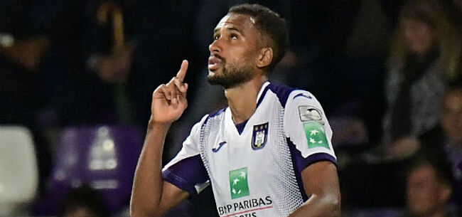 Foto: Thelin trapt na richting Anderlecht: