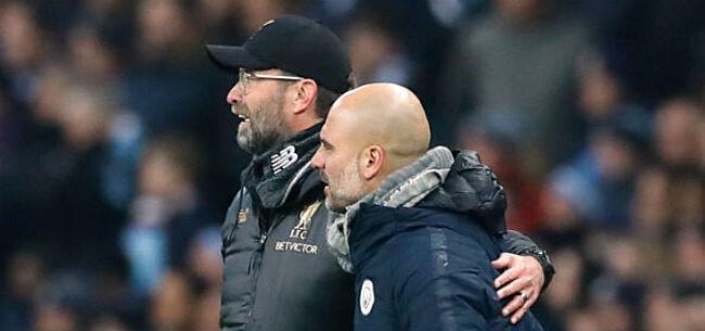 Foto: Liverpool-Manchester City: de topper van 2,3 miljard euro