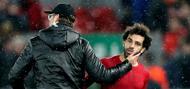 Foto: 'Klopp zet Liverpool op zijn kop met Salah-beslissing'