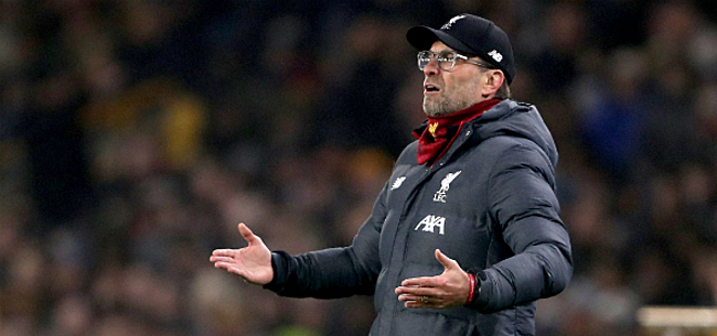 Foto: Bizar scenario voor Liverpool op komst: