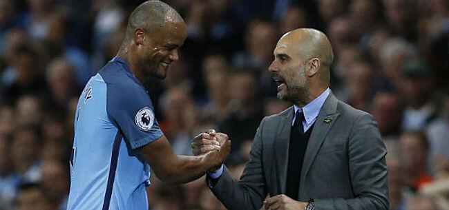 Foto: 'Guardiola kiest na njet Kompany voor mentor als assistent'