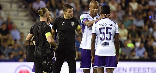 Foto: Kompany doet zeer opmerkelijke toegeving voor Anderlecht-jonkies
