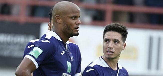 Foto: VN-lezer unaniem: 'Kompany moet een stap opzij zetten bij Anderlecht'