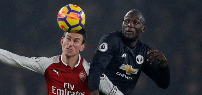 Foto: 'Arsenal kan Lukaku richting veelbesproken transfer duwen'