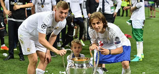 Foto: 'Ambitieus Inter richt zijn pijlen nu op sterkhouder Real Madrid'