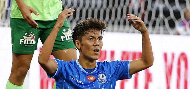 Foto: 'Volgende speler lijkt op weg naar de uitgang bij AA Gent'