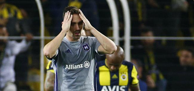 Foto: Anderlecht verliest ook in Turkije en blijft verweesd achter na 1 op 12