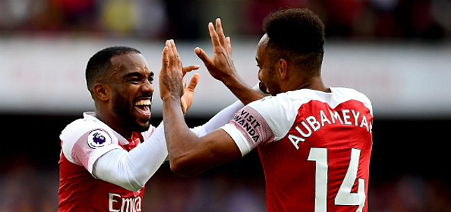 Foto: 'Arsenal zaait transferoorlog tussen Rode Duivels'
