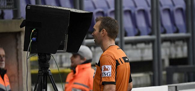 Foto: AA Gent zet zich in voor rekrutering ... scheidsrechters
