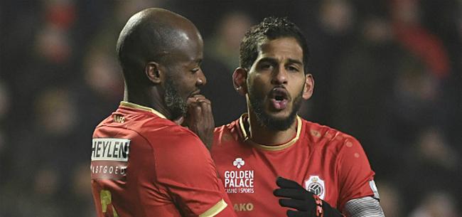 Foto: Antwerp niet voorbij stug Kortrijk, Lamkel Zé eist hoofdrol op