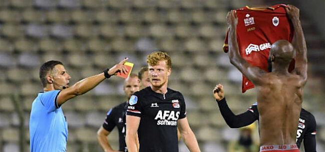 Foto: Joos ziet probleemgeval opduiken bij Antwerp: