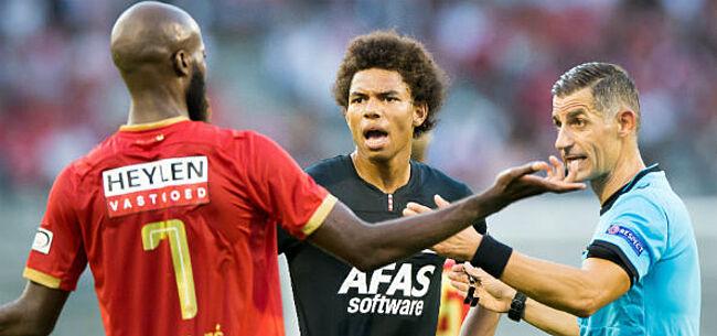 Foto: Antwerp-killers vieren debuut bij ultra-offensief Oranje