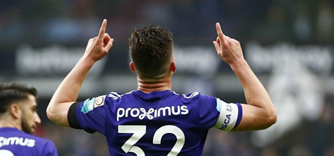 Foto: 'Anderlecht loopt miljoenen mis door transfer Dendoncker'