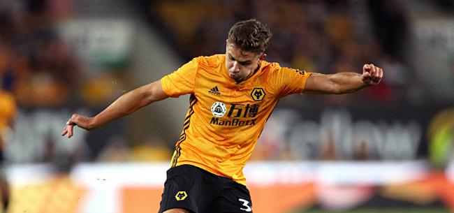 Foto: Dendoncker heerst bij Wolves: