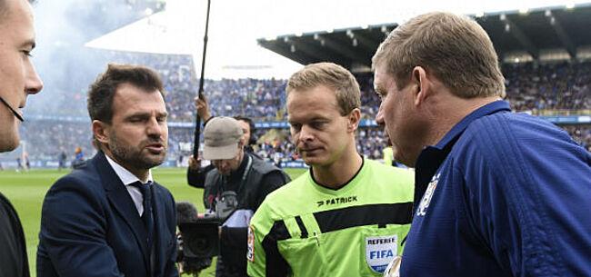 Foto: Leko geeft meer uitleg bij opvallende afwezige bij Club