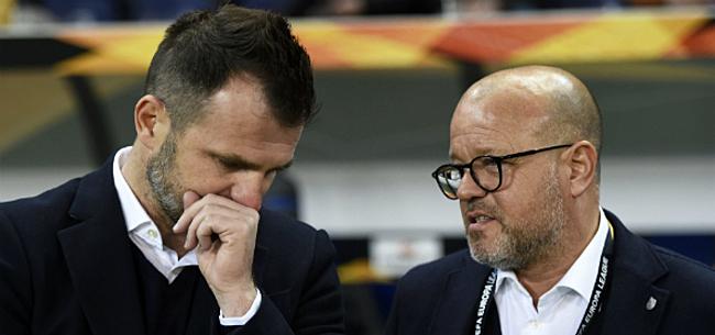 Foto: 'Club Brugge overweegt ook interne opvolger Leko'