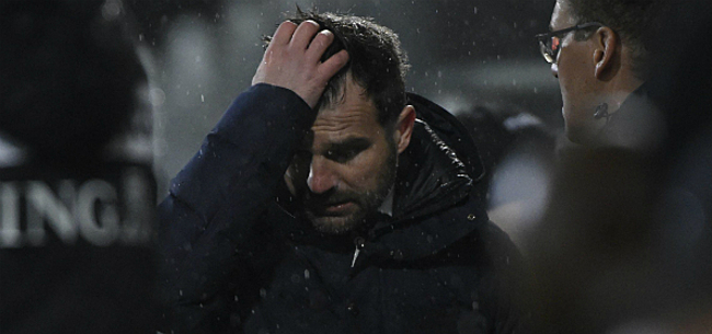 Foto: Enorme frustraties bij Club-fans: