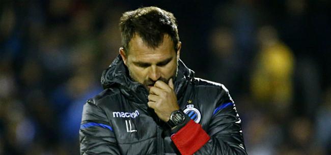 Foto: Club Brugge komt met reactie op arrestatie van Leko