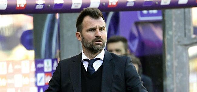 Foto: 'Club wil droomcoach Anderlecht als opvolger van Leko'