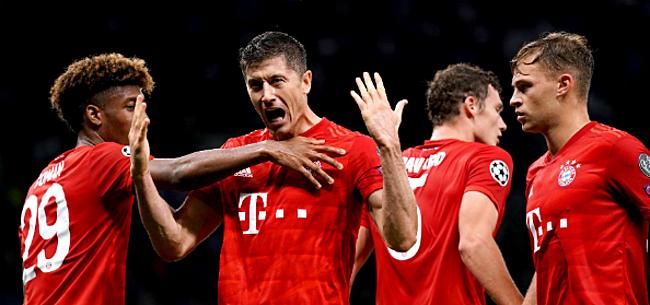 Foto: 'Bayern trekt titanenstrijd met Real en Juve naar zich toe'