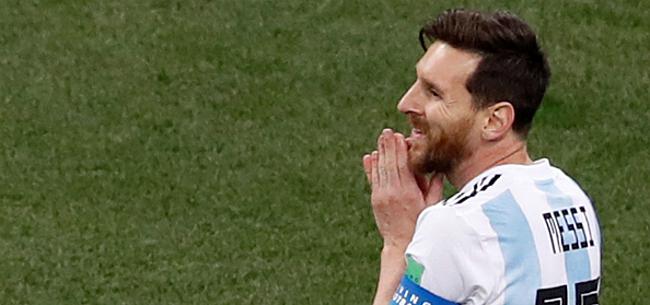 Foto: Kondigen Messi en Ronaldo afscheid aan?
