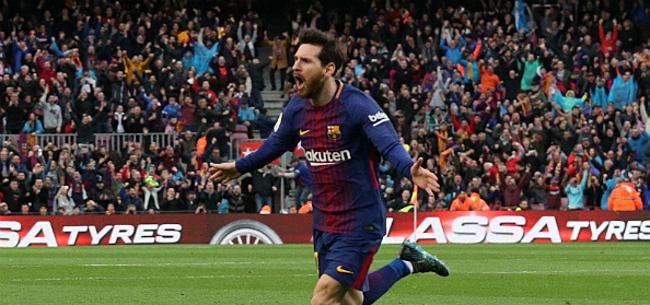Foto: 'Messi maakt zich niet populair met vraag aan Barça'