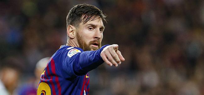 Foto: Manchester United daagt Messi uit:
