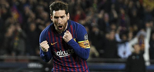 Foto: Kamp-Messi reageert: 'Clausule van 700 miljoen niet geldig'