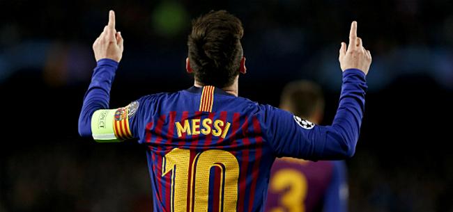 Foto: 'Barça bouwt ploeg voor Messi: vier transfers in aantocht'