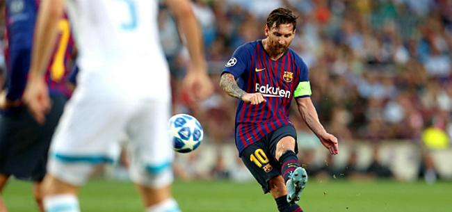 Foto: 'Weerzien met Ronaldo lonkt: Messi plant Barcelona-vertrek'