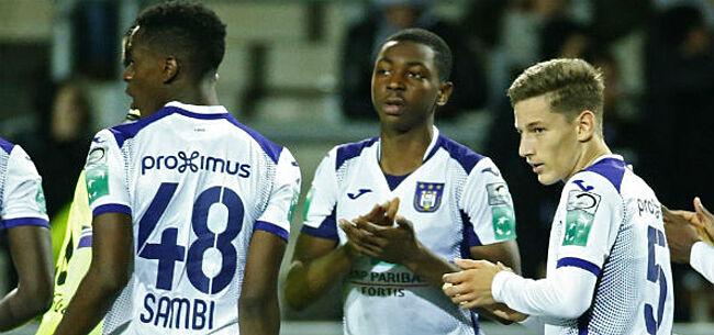 Foto: Toptalent Anderlecht: