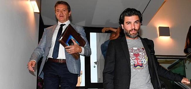 Foto: 'Genk en Gent nemen standpunt in, drie personen willen WB naar tweede'