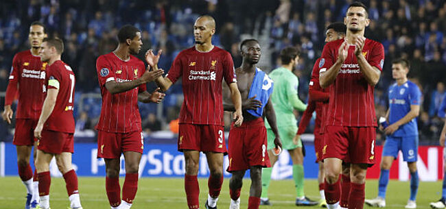 Foto: Genk maakt grote indruk op Liverpool: