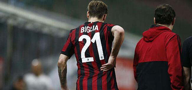 Foto: 'Biglia neemt standpunt in over terugkeer bij Anderlecht'