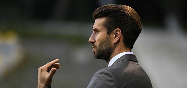 Foto: Pech voor Hein: Fransen verkiezen coach Union