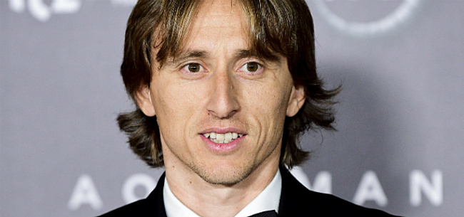 Foto: 'Modric is grof wild en kan Real Madrid verlaten'