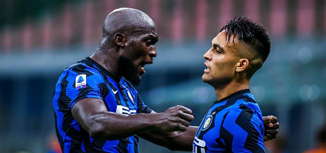 Foto: Lukaku helpt Inter aan kwartfinale EL, ook United stoot door