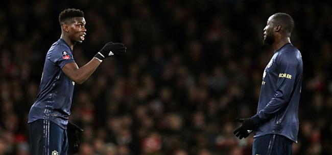 Foto: 'Pogba en Lukaku mogen weg, Manchester United wil zwaar cashen'