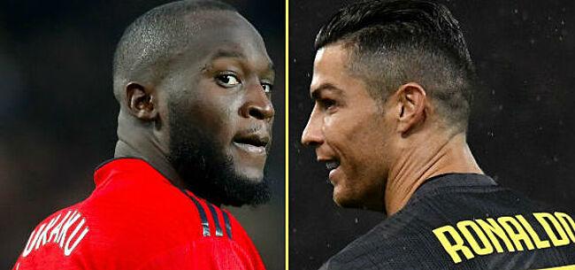 Foto: Romelu & Ronaldo: Het plan van Juventus met Lukaku