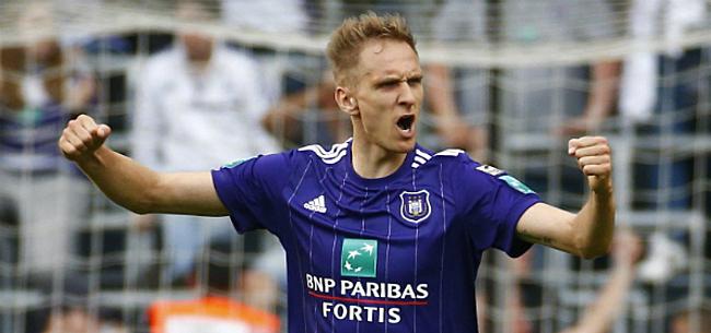 Foto: 'Pech voor Anderlecht: enige optie voor Teodorczyk valt weg'