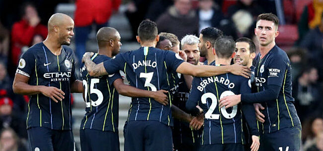 Foto: City tankt vertrouwen voor clash met Liverpool na nieuwe zege