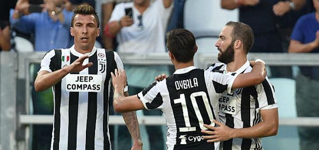Foto: 'AS Monaco wil ook nog drie spelers van Juventus halen'
