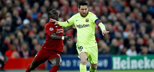 Foto: Messi onthult eigen Gouden Bal-stem: niét Van Dijk, wel ploegmaat