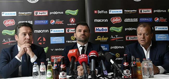 Foto: Club-bestuur legt oorzaak van split deels bij Leko zelf: