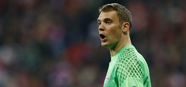 Foto: 'Neuer verlaat Bayern: Premier League wenkt'